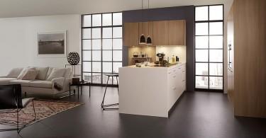 Дизайн комплекта мебели для кухни KANTO