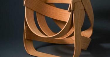 Бамбуковый стул Bamboestoe
