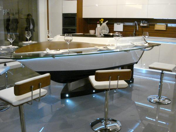 кухня для лодок