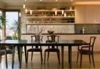 Уникальный дизайн кухни в модернистском ключе от Nils Finne