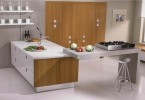 Уникальный дизайн современной кухни