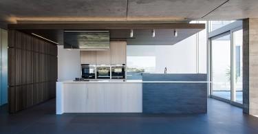Стилный дизайн современной кухни