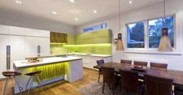 Современный дизайн интерьера кухни