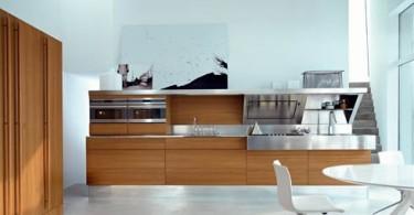 Уникальный дизайн кухни Kube
