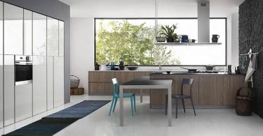 Стильная кухонная мебель Logica от Valcucine