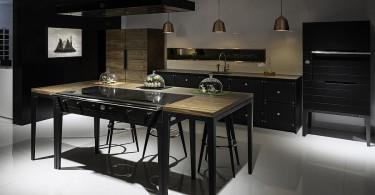 Классический дизайн современной кухни