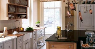Дизайн немецкой кухонной мебели от студии Smallbone of Devizes
