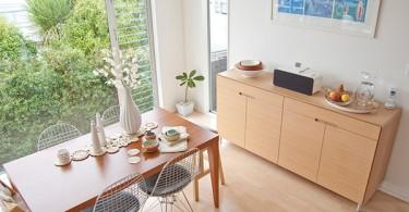 Стулья от Herman Miller в интерьере кухни