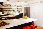 Дизайн интерьера небольшой кухни