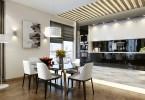 Круглыеподвесные светилники в интерьере кухни