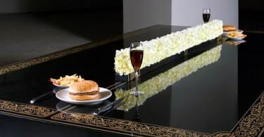 Эксклюзивный обеденный стол
