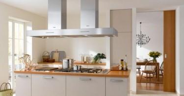 Дизайн кухонного острова