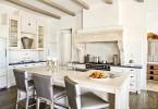Элегантный классический дизайн кухни
