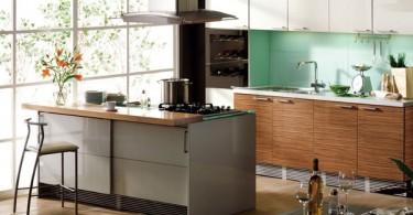 Функциональный кухонный остров