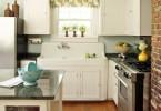 «Рабочий треугольник» в современном кухонном интерьере