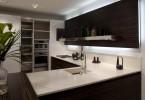 Дизайн интерьера стильной кухни