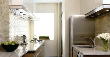 Стильный интерьер кухни от Luke Mulvey