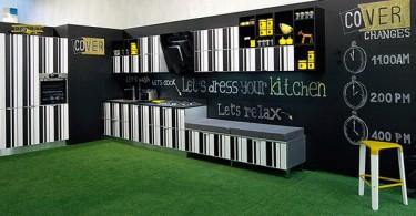 Дизайн интерьера кухни Aran