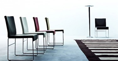 Современный дизайн стульев для столовой
