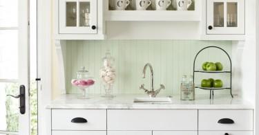 Дизайн интерьера кухни от Марты О'хара