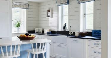 Интерьере кухни от Stephen Graver