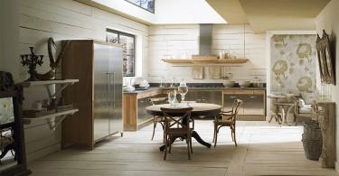 Современный жизайн кухни Dechora от дизайнера Marchi