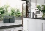 Дизайнерское решение обустройства кухни