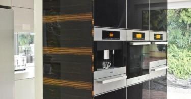Минималистский дизайн кухни от Darren James