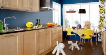 Дизайн кухни от Marbodal