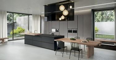 Дизайн итальянской кухонной мебели AK_04