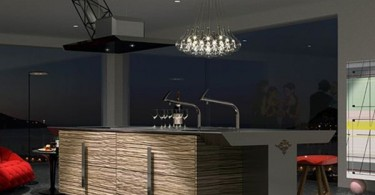 Концептуальный дизайн кухни INO Leone
