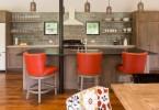 Стильный дизайн кухни от от Jennifer Prugh Visosk