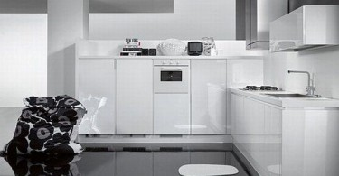 Стильный дизайн итальянской кухонной мебели