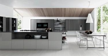 Комплект итальянской кухонной мебели Kalea