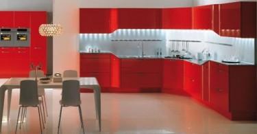 Эргономичная кухня от итальянского бренда Sanidero