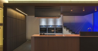 Дизайн кухни от арт-студии Minosa