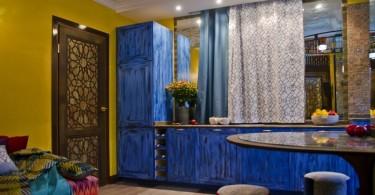 Мавританские традиции в дизайне кухни