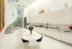 Роскошный дизайн интерьера кухни