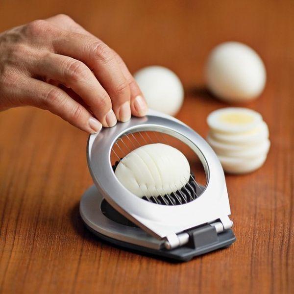 Приспособления для быстрого пореза яиц
