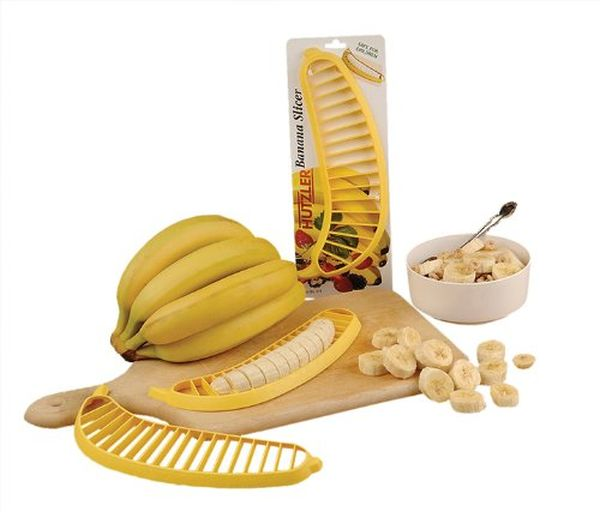 Приспособление для нарезки бананов