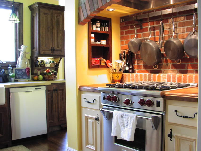 Хранения сковородок над кухонной плитой