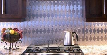 Как расширить возможности кухонного фартука из нержавеющей стали
