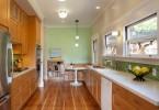 Кухонный уголок на новый лад
