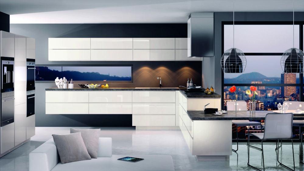 Современная мебель с акриловой основой