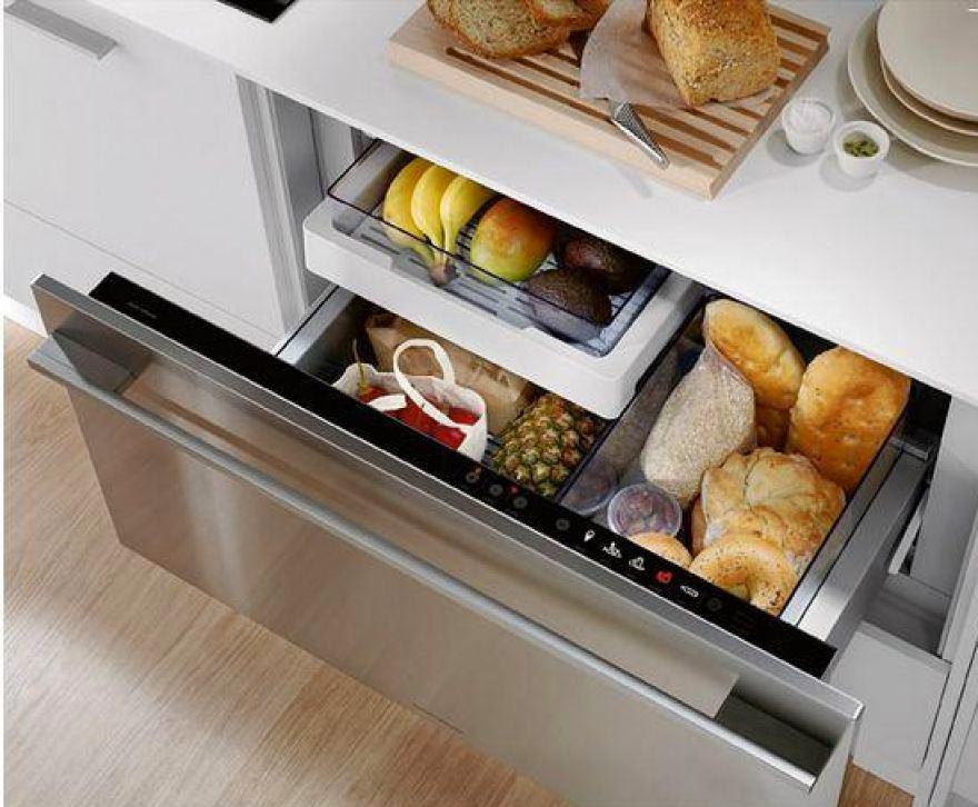 Металлический модуль для хранения кухонного инвентаря