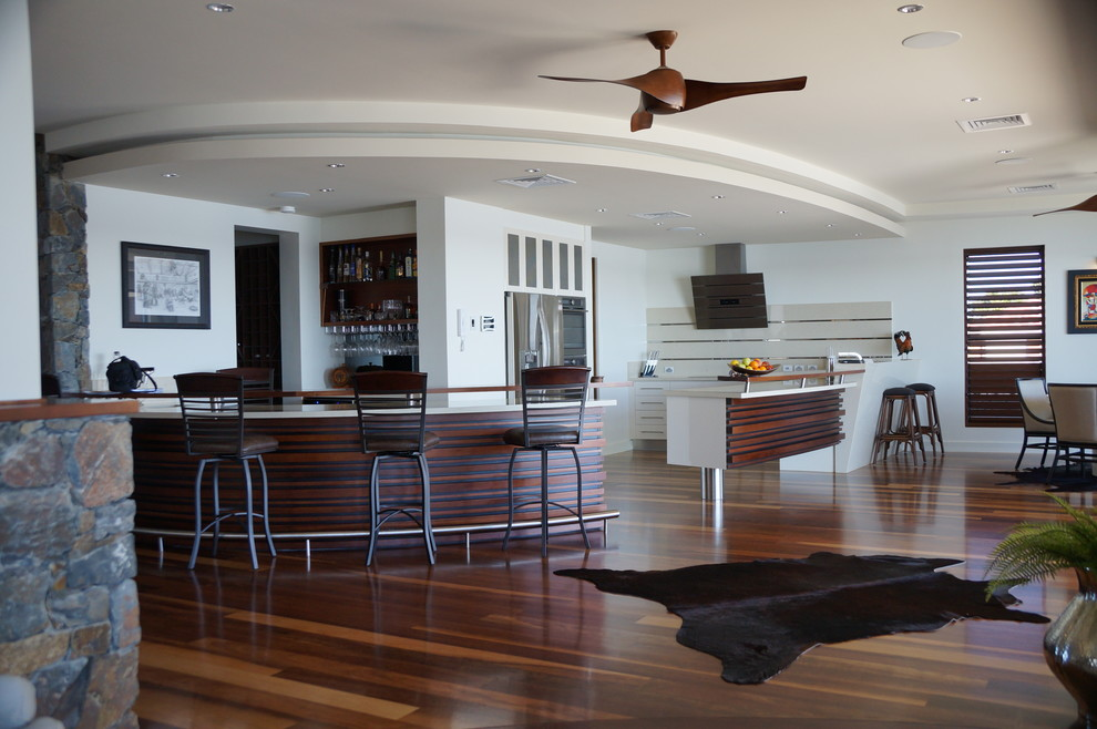 Подвесной потолок на кухне