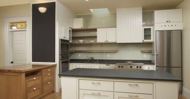 Уникальный дизайн кухонной мебели от Thomas Wold
