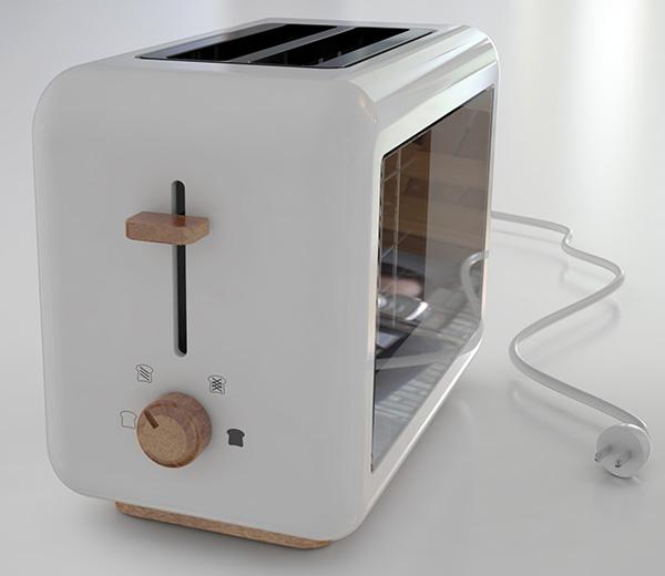 Дизайнерский тостер