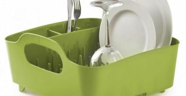 Оригинальный дизайн функциональной сушилки для посуды