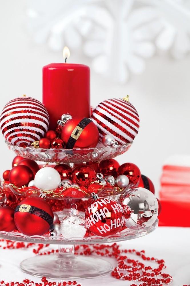 Декор кухни: украшаем интерьер к встрече Нового года